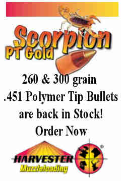 Scorpion PT Gold back in stock