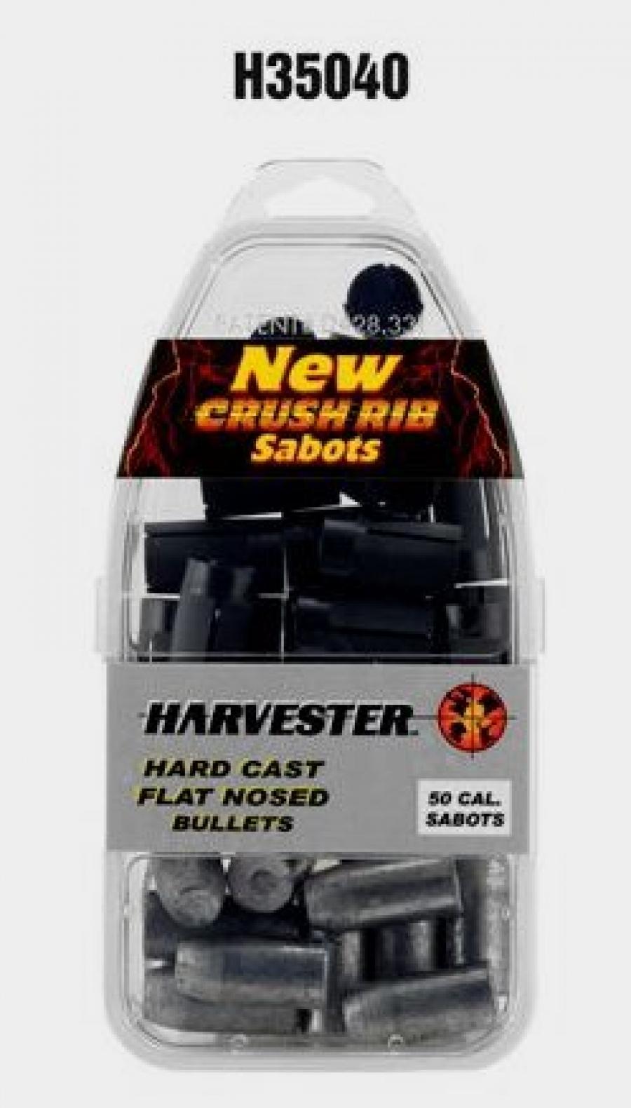 50 Cal. Sabot 400 gr. .451 Hard Cast Bullet - Pack Qty: 20