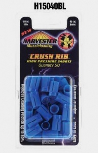 50 Cal Crushed Rib Sabot for .400 Cal Bullet - Pack Qty: 50