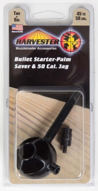 Packaged Bullet Starter and Palm Saver